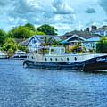 Thames Tug Boat by Lance Sheridan-Peel