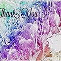 Thank You by Breena Briggeman