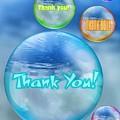 Thank You Bubbles by Rachel Hannah