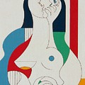 Thanks by Hildegarde Handsaeme