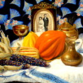 Thanksgiving Of The Past by Donelli  DiMaria