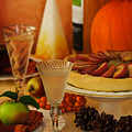 Thanksgiving Table by Amanda Elwell
