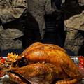 Thanksgiving Turkey For Us Military Servicemen by PhotographyAssociates