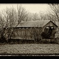 That Old Covered Bridge by Bill Cannon