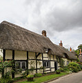Thatched Cottages Of Hampshire 14 by Shirley Mitchell