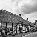Thatched Cottages Of Hampshire 15 by Shirley Mitchell