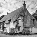 Thatched Cottages Of Hampshire 17 by Shirley Mitchell