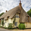 Thatched Cottages Of Hampshire 18 by Shirley Mitchell