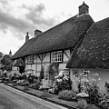 Thatched Cottages Of Hampshire 22 by Shirley Mitchell