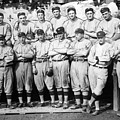 The 1911 New York Giants Baseball Team by International  Images