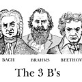 The 3 B's by Paul Helm