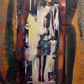 the 7 contemporary sins - Vanity by Janelle Schneider