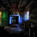 The Abandoned Village Of The House Of The Dolls Iv by Enrico Pelos