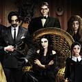 The Addams Family by Alessandro Della Pietra