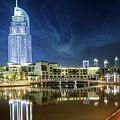 The Address Dubai by Shahram Jahansooz