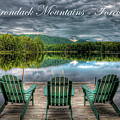 The Adirondack Mountains - Forever Wild by David Patterson