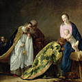 The Adoration Of The Magi by Pieter Fransz de Grebber