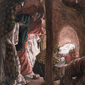 The Adoration Of The Wise Men by Tissot