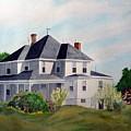The Adrian Shuford House - Spring 2000 by Joel Deutsch