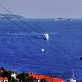 The Adriatic Sea by Lance Sheridan-Peel