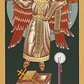 The Advent Of Hagia Sophia 173 by William Hart McNichols