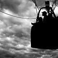 The Adventure Begins  Hot Air Balloon by Bob Orsillo