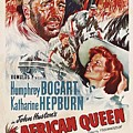 The African Queen B by Movie Poster Prints
