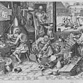 The Alchemist by After Pieter Bruegel the Elder