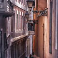 The Alleyways Of San Juan by Mary Lou Chmura