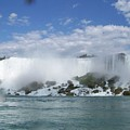 The American Falls At Niagra by Laurie Paci