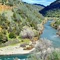 The American River by Sagittarius Viking