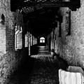 The Ancient Cloister 3 by Andrea Mazzocchetti