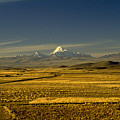 The Andes by Michael Mogensen