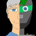 The Android- Douglas Kerrigan by Karli Martin