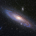 The Andromeda Galaxy by Martin Heigan