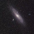 The Andromeda Galaxy by Phillip Jones