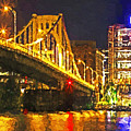 The Andy Warhol Bridge 1 by Digital Photographic Arts