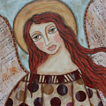 The Angel Of Hope by Rain Ririn