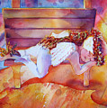 The Angel's Nap by Estela Robles