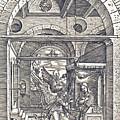 The Annunciation by Albrecht Durer
