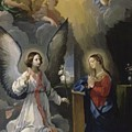 The Annunciation by Reni Guido