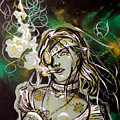 The Anti-heroine by Ericka Bales