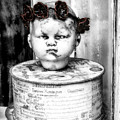 The Antique Doll's Head by Frances Ann Hattier