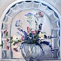The Antique Window by Donna Tuten