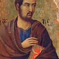 The Apostle Thaddeus 1311 by Duccio