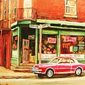 The Arcadia Five And Dime Store by Carole Spandau