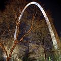The Arch 3 St Louis Missouri Gateway Arch Art by Reid Callaway