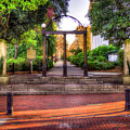 The Arch 4 University Of Georgia Arch Art by Reid Callaway