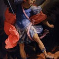 The Archangel Michael Defeating Satan 1635 by Reni Guido