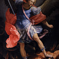 The Archangel Michael Defeating Satan by MotionAge Designs